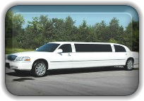 Limousine rented for weddings